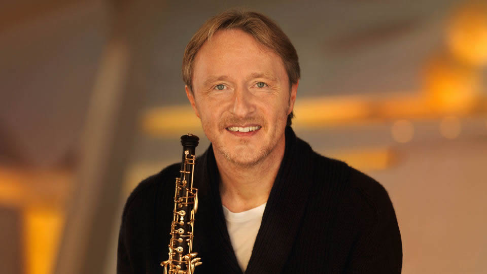 Albrecht Mayer and Orpheus Chamber Orchestra